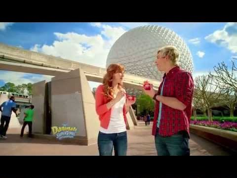 Bella Thorne - Danimals Power Up Your Adventure TV Commercial